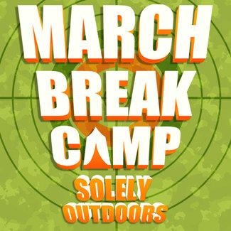 March Break Camp Mar.16-19