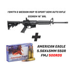 Smith & Wesson M&P 15 + 500RDS AE AMMO