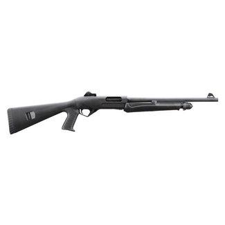 """Benelli Benelli Super Nova Tactical PUMP SHOTGUN, 18.0"""" BARREL, BLACK SYNTHETIC PISTOL GRIP STOCK"""