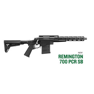 Pre-order Remington 700 PCR SB Shorty .223 rem