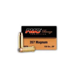 PMC .357 MAG 158GR JSP 50RDS