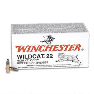 Winchester Winchester 22LR Wildcat 50rds single