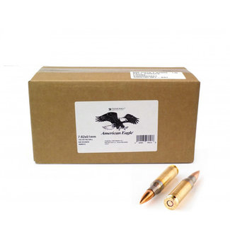 Federal Federal Lake City 7.62×51/308 Win Ammunition FMJ 149 Gr 500 rds/case