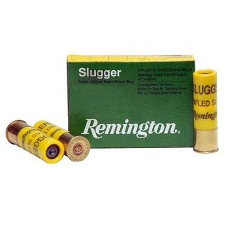 "Remington Remington 20GA 2 3/4"" 5/8oz Slugger Hollow Point"