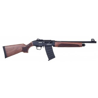 HUNT GROUP HUNT GROUP MH-S Semi-Auto 12ga 3″Cham 24″ Barrel Shotgun-Walnut