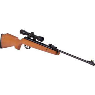 CROSMAN C05M77X OPTIMUS BREAK BBL PELLET AIR RIFLE W/SCOPE 495FPS