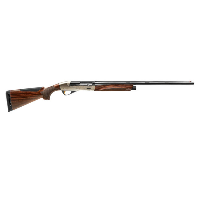 Benelli Ethos with Engraved Silver Receiver 12GA