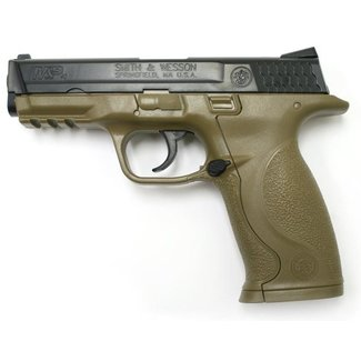 "UMAREX SMITH & WESSON MP 4.0 CO2 .177"" STEEL BB 480FPS FDE"