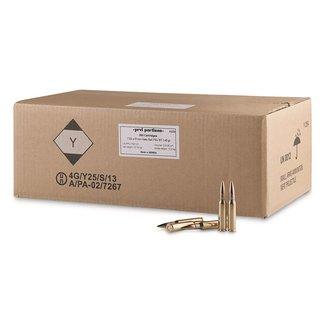 PPU  7.62x51 M80 FMJBT 500Rd/Box