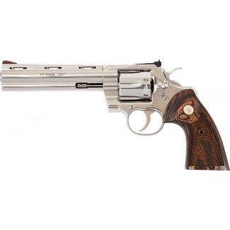 """Colt COLT PYTHON c.357 MAG 6"""" BARREL STS"""