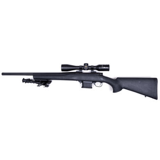 """Howa Howa MiniAction Bolt Action Rifle Package .223 Rem., 22""""  Heavy Barrel, w/ NP3940 Scope, 2 Magazines and Bi-Pod"""
