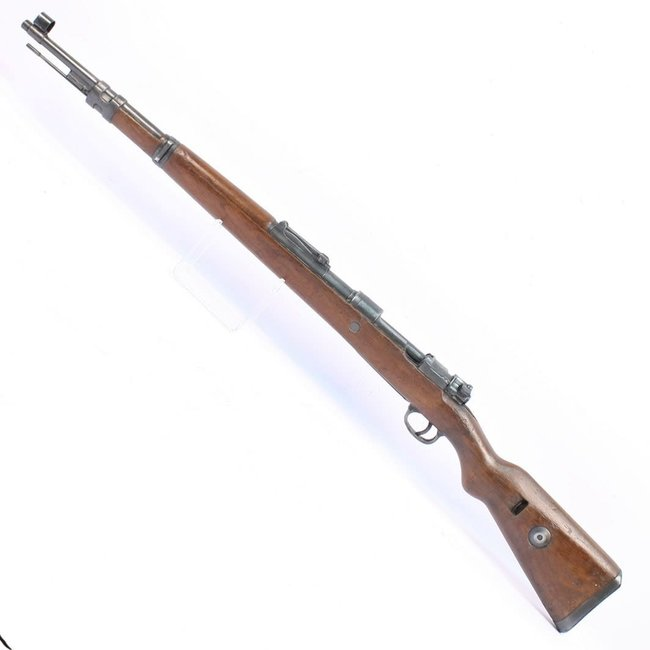 "Mauser K98 Russian Capture - 8mm Mauser, 23.62"", Surplus Good Condition"