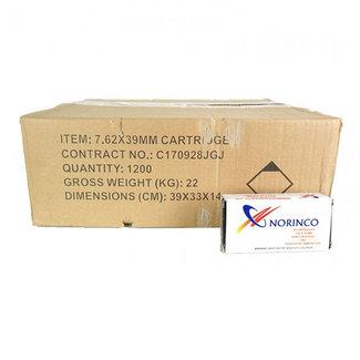 Norinco Norinco 7.62x39 Ammo Non-Corrosive 600RS