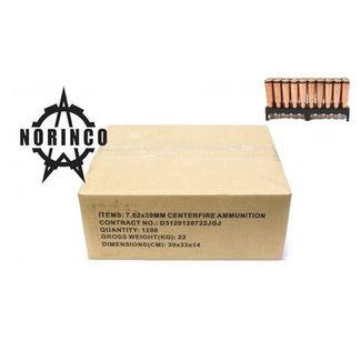 Norinco Norinco 7.62x39 Ammo Non-Corrosive 20RS/BOX