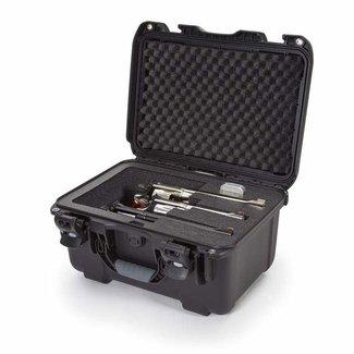 Nanuk Case with Foam insert for 3UP Revolver Black 918