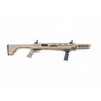 """HUNT GROUP HUNT GROUP MH12 PUMP 12GA 3"""" 14+2rds 20""""BL FIXED  STOCK FDE WITH M4 STOCK"""