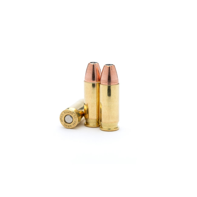 Atlanta Arms 38 SUPER COMP 124GR JHP MAJOR 1000/case