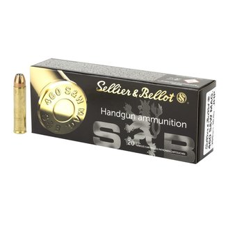 SELLIER&BELLOT .460 S&W 255GR JHP 20RS/BOX
