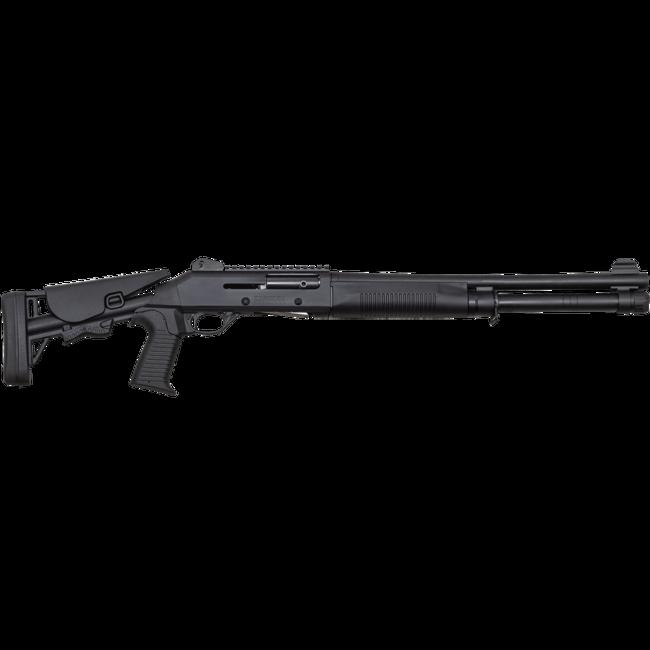 Canuck Operator M4 12Gauge 18.6″ BRL Black