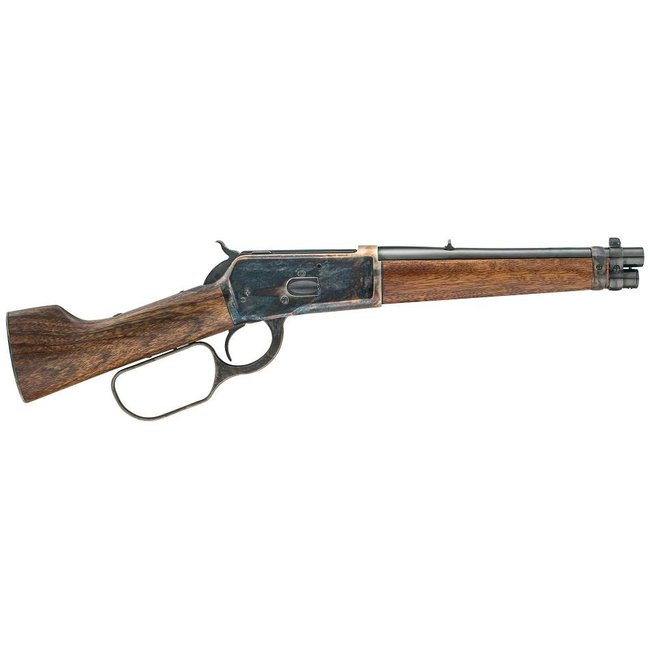 "CHIAPPA 1892 LEVER-ACTION MARE'S LEG CARBINE(COLOR CASE) 45LC/9""BBL  (RESTRICTED ver.)"
