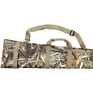 """Floating Shotgun Case for Waterfowl Hunters, Realtree MAX-5, Fits Shotguns up to 52"""""""