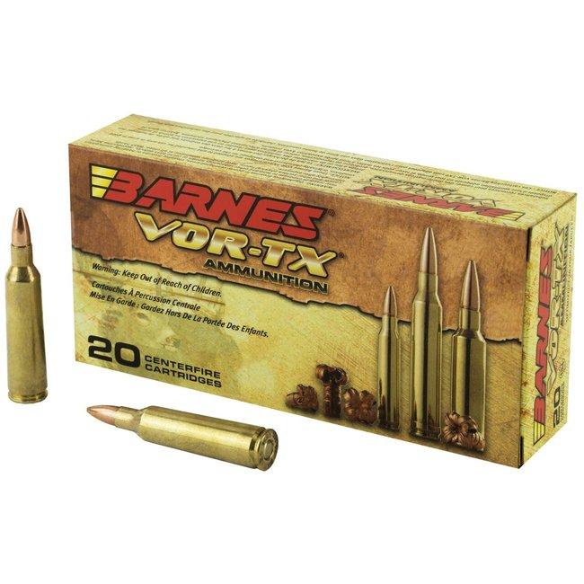 BARNES VOR-TX  22-250 REM 50GR TSX FS