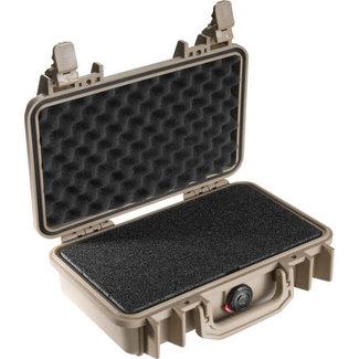 Pelican 1170 Case with Foam  TAN