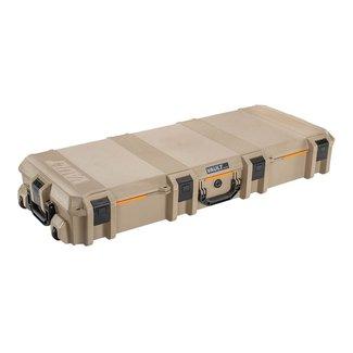 Pelican Vault V730 Tactical Rifle Case With Foam TAN
