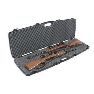 Plano Plano Special Edition, Double Scoped Rifle and Shotgun Case, Black