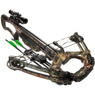 Barnett Raptor PRO STR Crossbow Realtree Camo BAR78005, Realtree Edge Frame