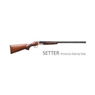 Khan Khan Setter Premium SXS single-selective trigger 12 Gauge 3'' 6.6lb