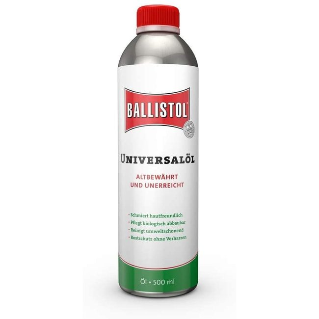 Ballistol UNIVERSAL OIL 500ML