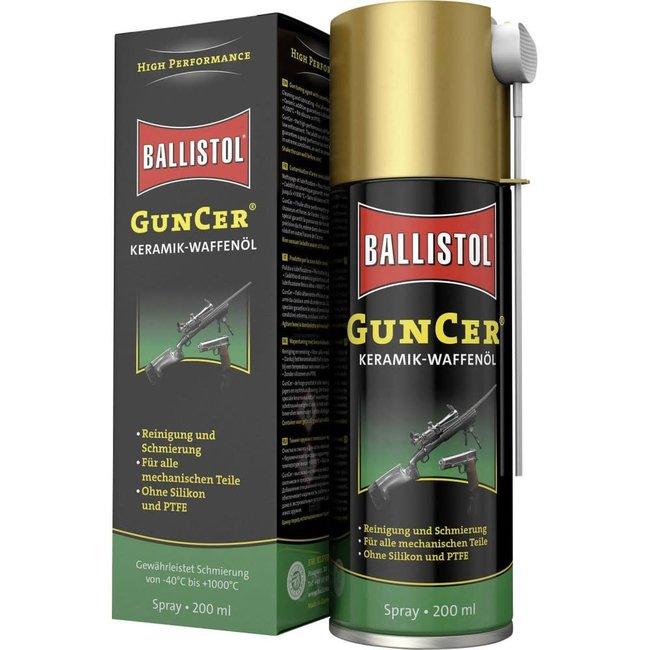 Ballistol GunCer Gun Oil With Ceramic-Additives 200ml