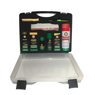 BALLISTOL Ballistol Gun Cleaning Kit With 12 Essential Gun Care