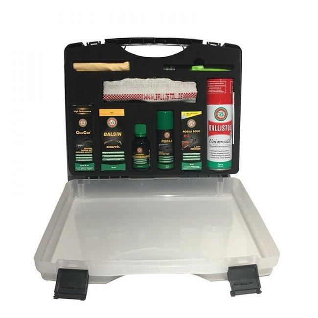 Ballistol Gun Cleaning Kit With 12 Essential Gun Care