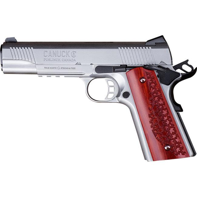Canuck 1911 5″ Stainless 9mm Pistol