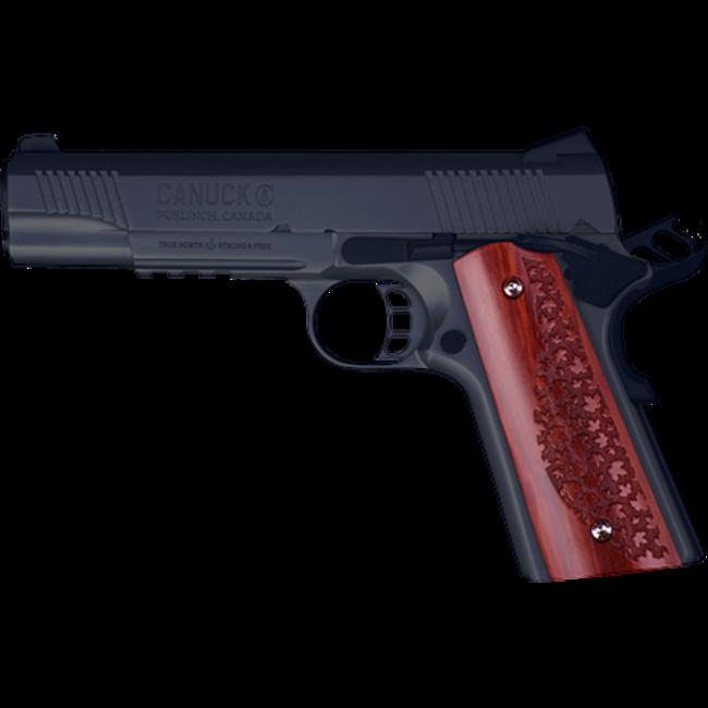 Canuck 1911 5″ Blued 9mm Pistol