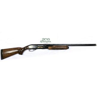 "Remington Remington 870 200th Anniversary Limited Edition Pump Action Shotgun 12 Gauge 26"" Barrel Walnut Stock Blued 82089"