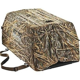 Ravage Mutt Blind Grass Camo,dog blind