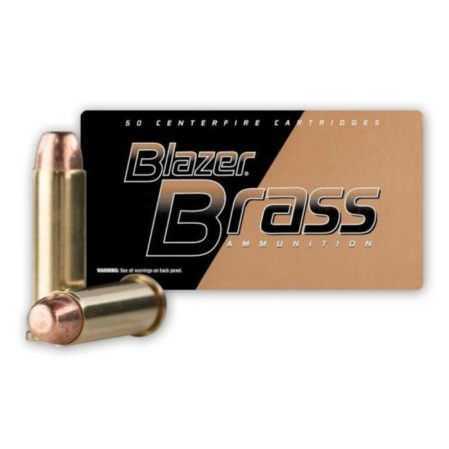 CCI Blazer Brass 38 Special 125Gr 50/Box
