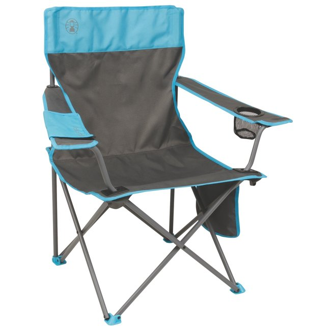 Coleman 19192 Quattro Lax Quad Chair, Holds Up To 350 Lbs