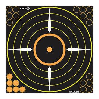 Allen Adhesive Bullseye Target 12in 30cm 5pks