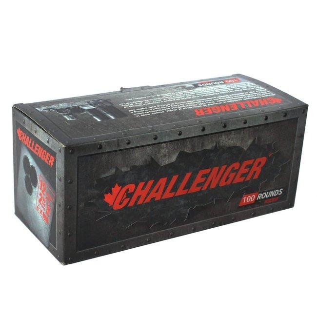 Challenger 12ga 2 3/4 Tactical slug  Low Recoil 1oz 100rs/Case