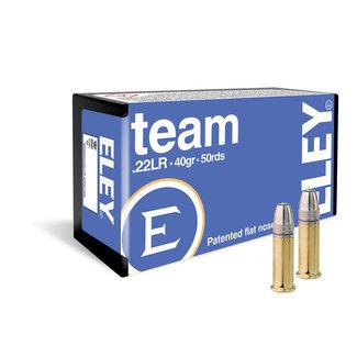 ELEY ELEY  TEAM .22LR 40GR 50RD