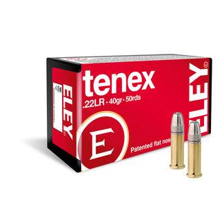 ELEY ELEY  TENEX .22LR 40GR 50RD
