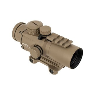 Primary Arms Primary Arms SLx 3x32mm Gen III Prism Scope - ACSS-5.56-CQB-M2 Reticle FDE