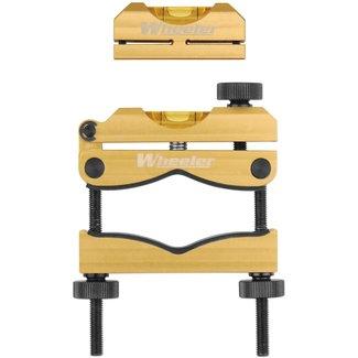 wheeler Wheeler Engineering Professional Reticle Leveling System Scope Level