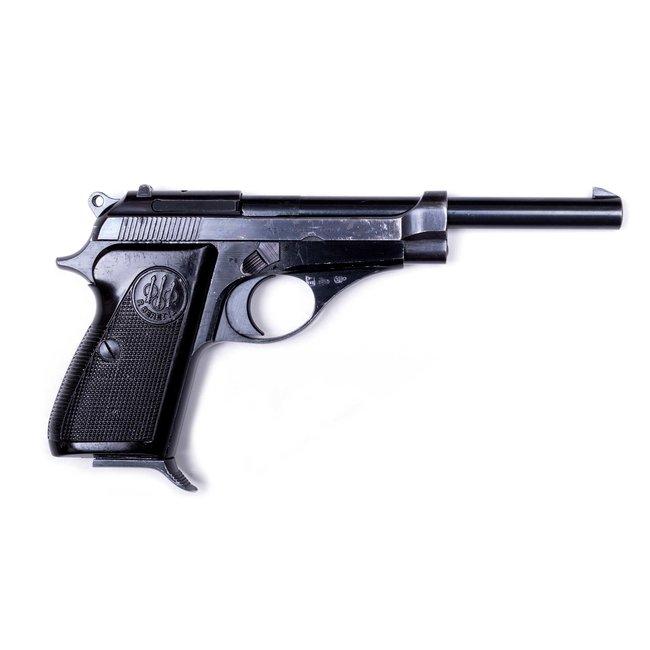 Beretta 71 CBS Surplus .22LR 6″ Black