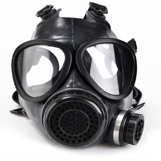 Type 87 Chinese Military Gas Mask FMJ05 unissued