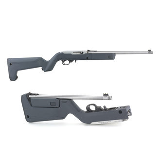 Ruger Ruger 10/22 TakeDown with Grey Magpul Backpacker Stock 22LR